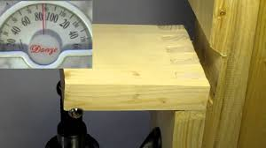 dovetail joint vs box joint strength test youtube