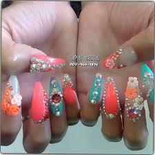 101 best flashy nail art images on pinterest acrylic nails