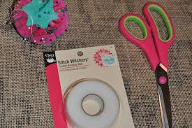 How To Sew Burlap Curtains Right Where We Are Burlap Curtains No Sewing Required