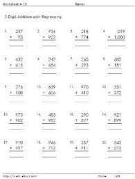 advanced math for young learners teaching 3 digit addition math