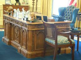 Oval Office Desk by The Resolute Desk Reproduction This Double Pedestal Desk U2026 Flickr
