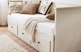 Ikea Hemnes Daybed Hemnes Day Bed Frame With 3 Drawers White 80x200 Cm Ikea