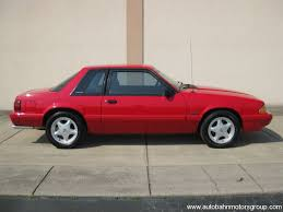 1993 mustang lx 1993 ford mustang lx 5 0 coupe notchback autobahn