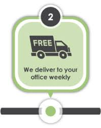 deliver fruit how it works the fruit cube fresh fruit to your office door
