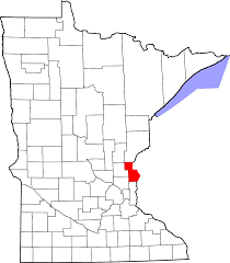 national register of historic places listings in chisago county