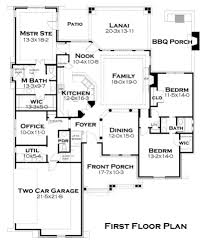 Floor Plans With Porches by Simple House Plans With Front Porch Home Design Inspiration