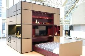 modular furniture for small spaces compact furniture design compact cube for small spaces cube