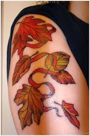 leaf tattoos tattoo designs tattoo pictures page 10