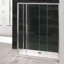 1400 Shower Door G6 Sliding Shower Enclosure 1400 X 700