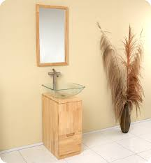 17 u201d fresca brilliante fvn6117nw natural wood modern bathroom
