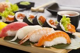 cuisine japonaise calories combien de calories dans les sushis peu par ailleurs les