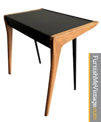 drexel coffee table profile side table