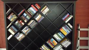 great diagonal bookcase 60 with additional lawyers bookcases for