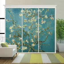 yazi personalized almond blossom self adhesive light through pvc yazi personalized almond blossom self adhesive light through pvc privacy home wardrobe cover sticker wallpaper sticker mural in wall stickers from home