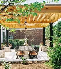Pergola Ideas For Small Backyards Backyard Pergola Gazebos