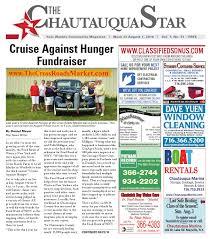 chautauqua star august 1 2014 by the chautauqua star issuu