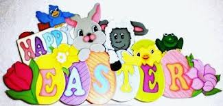 happy easter decorations easter decorations and easter crafts handmade happy easter sign