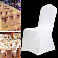 Folding Chair Cover 1 20 50 100 Universal Spandex Fitted Folding Chair Covers Wedding