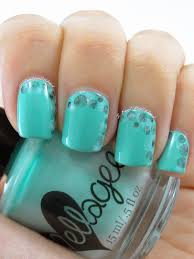i feel polished jellyfish nail art tutorial
