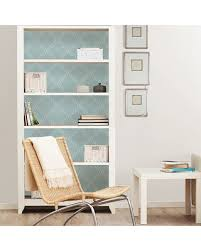 blue quatrefoil wallpaper get this amazing shopping deal on nuwallpaper slate blue quatrefoil