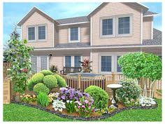 Easy Landscaping Ideas For Front Yard - landscaping ideas front yard cape cod house the garden