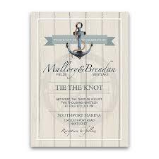 nautical wedding invitations nautical wedding invitations anchor ship wedding set