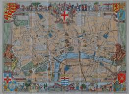 Children S Map Of The World by Leslie George Bullock 1895 1971 Edinburgh Publisher John