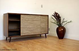 mg 4 credenza side board mccobb inspired mid century modern