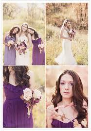 plum wedding dresses and plum wedding inspiration 100 layer cake