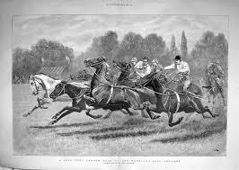 24 print 1896 polo pony tandem race ranelagh club horses sport