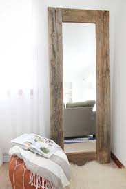 best 25 wood framed mirror ideas on diy mirror wall