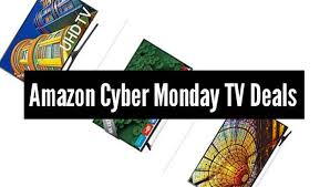 50 inch tv black friday amazon cyber week
