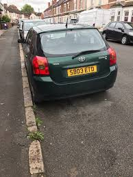 cheap toyota cheap toyota car for sale cat d in coventry west midlands gumtree