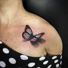 the 25 best 3d butterfly ideas on 3d tattos