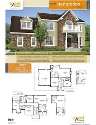 2 story modular home floor plans nc