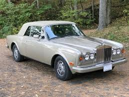 roll royce price 1986 rolls royce corniche ii bramhall classic autos