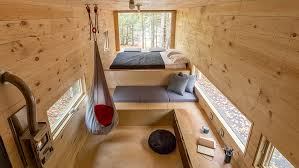 tiny house vacation entrepreneurs fit a tiny house into an u0027anti vacation u0027 package