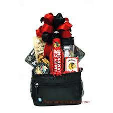 chicago gift baskets chicago blackhawks gift basket