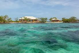 Belize On Map Private Islands For Sale North Saddle Caye Belize Central