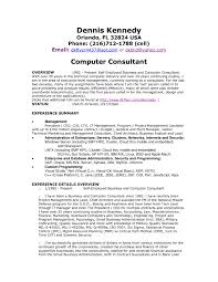 Management Consulting Resume Format Sap Resumes Resume Sample