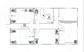 network floor plan layout network services network design proposal for small office