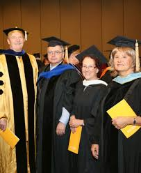 faculty regalia commencement 2018 american international college
