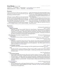 Cv Sjabloon Nederlands cies breijs resume template sharelatex editor