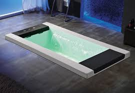 waterfall whirlpool bathtubs