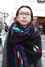 Native American Inspired Clothing Fringed Native American Inspired Scarf In Harajuku U2013 Tokyo Fashion