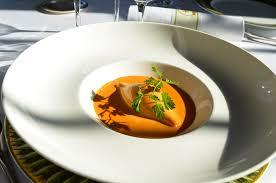 recette cuisine gastronomique recettes du chef le sud restaurant gastronomique à luxembourg