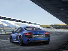 Audi R8 Blue - audi r8 v10 plus 2013 pictures information u0026 specs