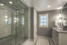 interior design for new construction homes master bathroom shower view new custom homes globex developments