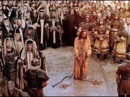 imagenes de jesus ante pilato mensaje del día jesús ante pilato mateo 27 1 2 la biblia en vídeo
