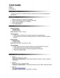 Cio Resume Examples by Free Resume Templates 1000 Images About On Pinterest With Regard